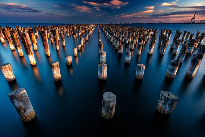 www.AleksTrpkovski.com - Port Melbourne by Aleks_Trpkovski - Image Of The Month Photo Contest Vol 34