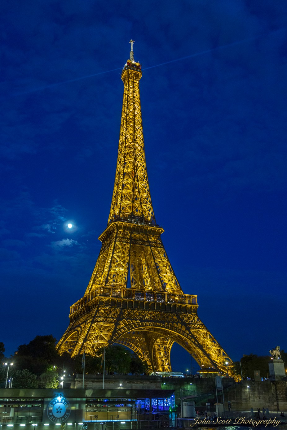 Eiffel Tower by JohnScottPhotography - This Is Europe Photo Contest