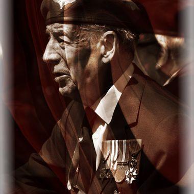 Old War Veteran.