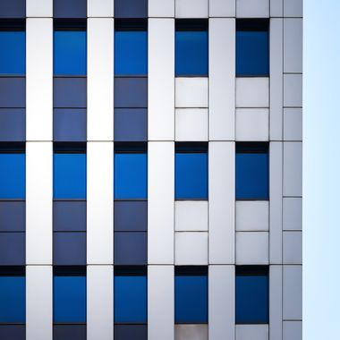 Blue geometries