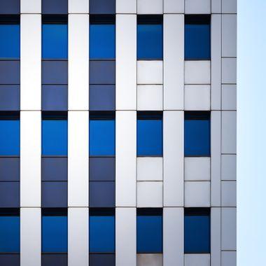 Blue geometries