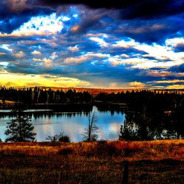 Courtenay Lake 2