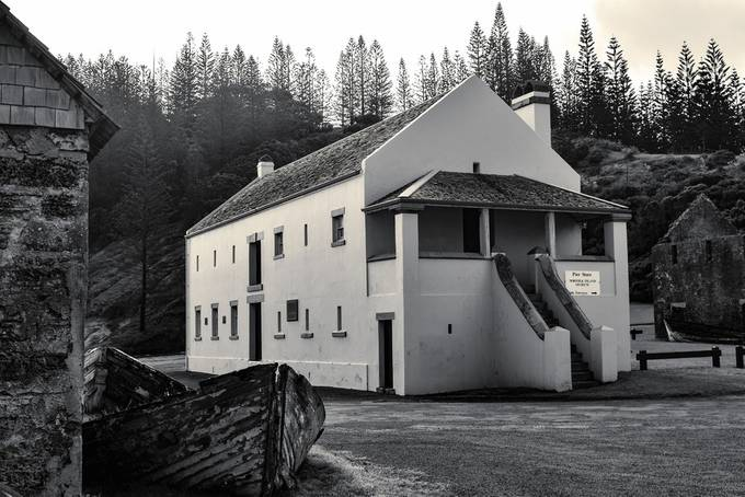 Customs House  - Norfolk Island