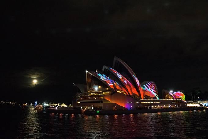 Sydney Vivid 2018