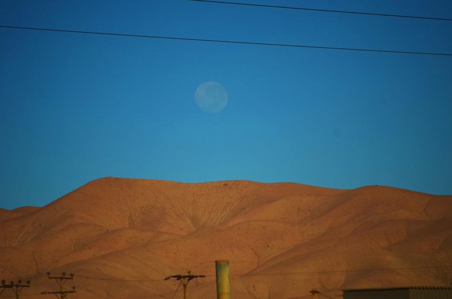 Foto tomada desde sector La Negra Antofagasta