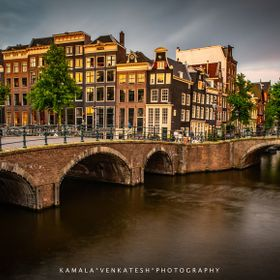 Amsterdam is a city with criss crossing canals, canals that are on the UNESCO World Heritage list, and you can see why!  They are beautiful to lo...