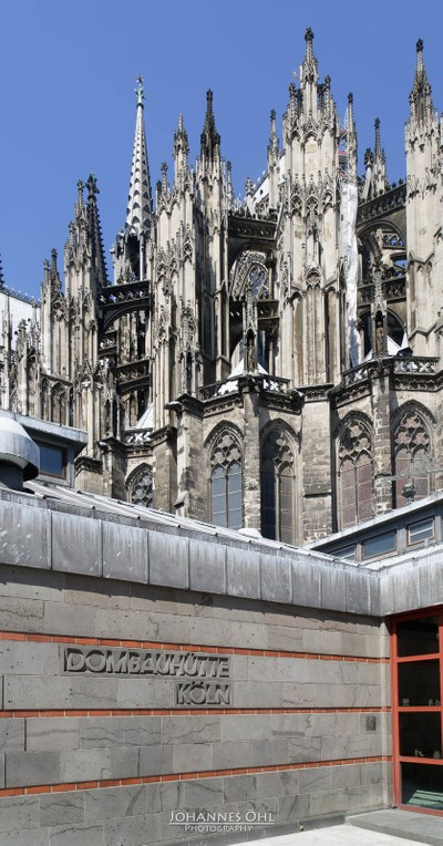 Cathedral Building Lodge Cologne