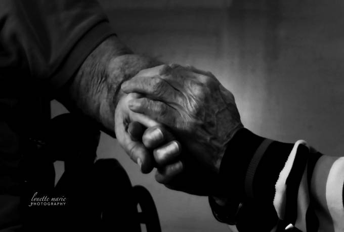 Lasting Bond by lynettemariephotography - Shooting Hands Photo Contest