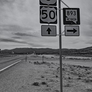 Near Ely, Nevada