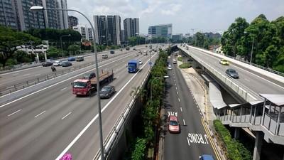 Pan Island Expressway 1