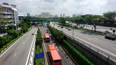 Pan Island Expressway 3