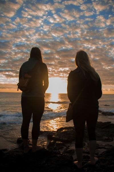 Sunrise in Mooloolaba