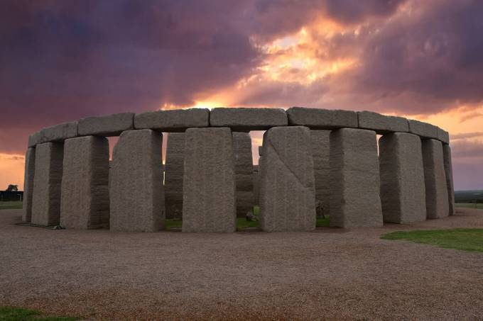 Stonehenge WA  by TheTravellingPhotographer - Simple Architecture Photo Contest