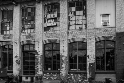 Cotton Mill Windows, Tupelo MS