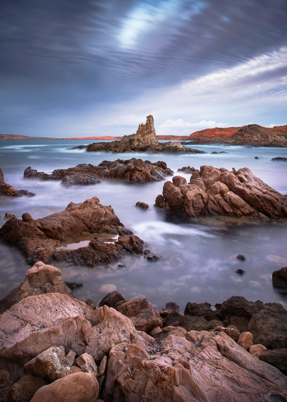 Pregonda_Menorca by gilesrrocholl - Boulders And Rocks Photo Contest