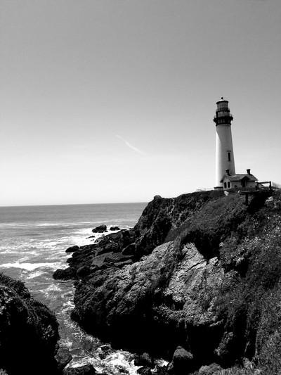 Pelican Point Lighthouse, Pescadero, CA