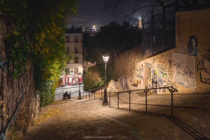 In The Evening by LorenzoNadalini - Paris Photo Contest