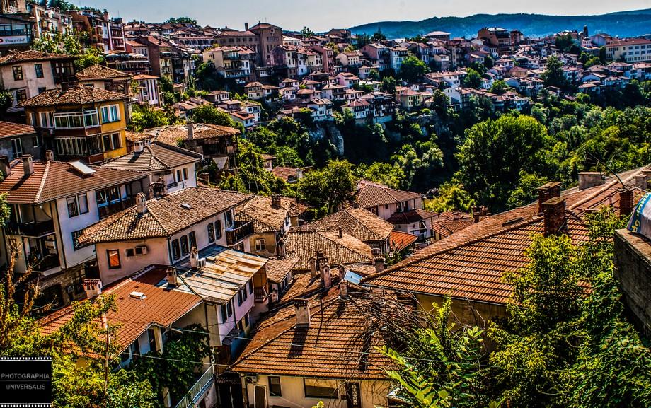 Bulgaria's old Capital City.