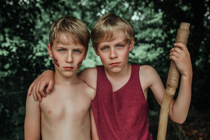 Brothers by lonejensen
