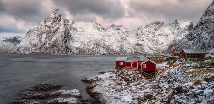 Winter memories by MaryMarino - Photogenic Villages Photo Contest