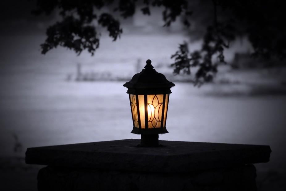 Oceanside Lantern