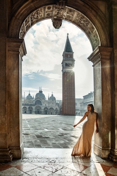 The Beauty and Venice