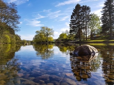 Pooley bridge reflections