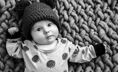 Baby portray