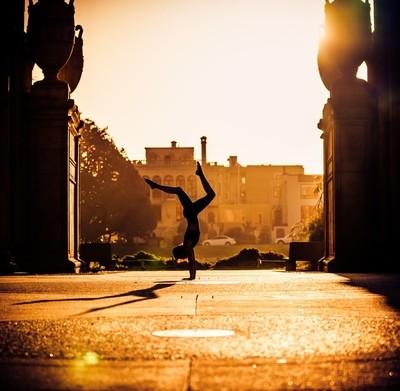 Palace Yoga #1