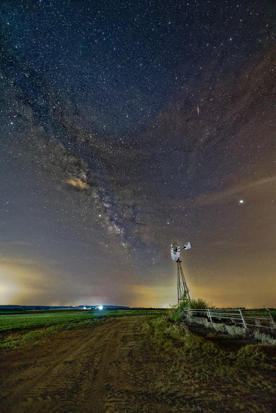 Milky Way Nightlight by auxgen4 - Capture The Milky Way Photo Contest