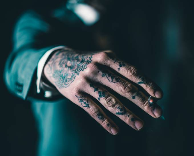 Tattoo Offer by Londe-Photography - Shooting Hands Photo Contest