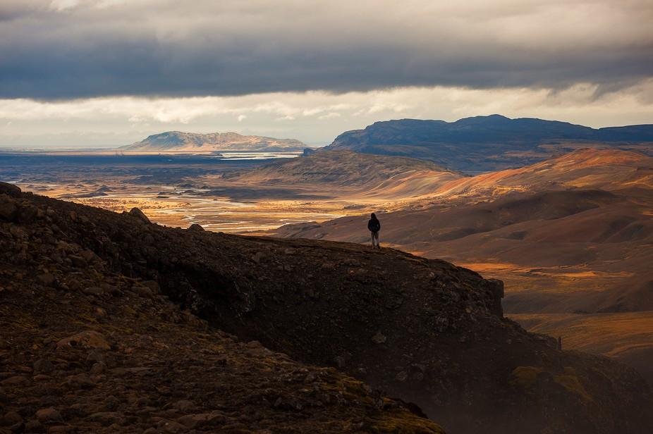 Exploring wild Iceland....