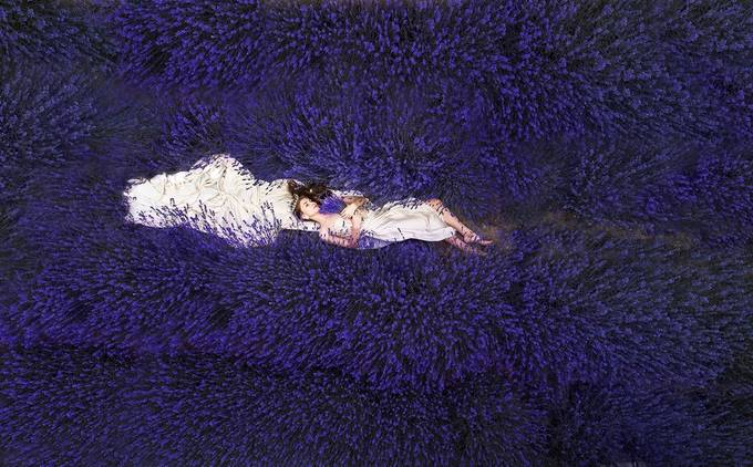 Sleeping Beauty  by magorzatakuriata - Drone Photography Project