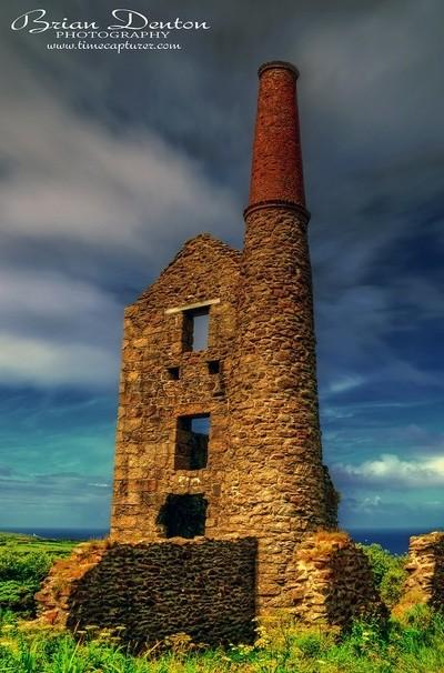 Abandoned Cornwall