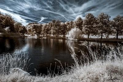 IRéalité : le lac