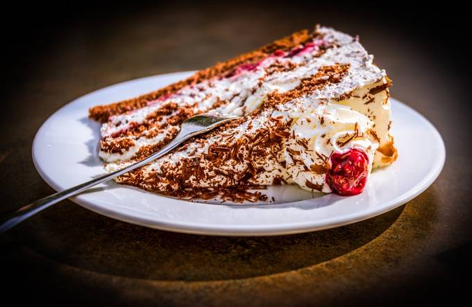 Black Forest Cake by manueladurson - Looks Delicious Photo Contest