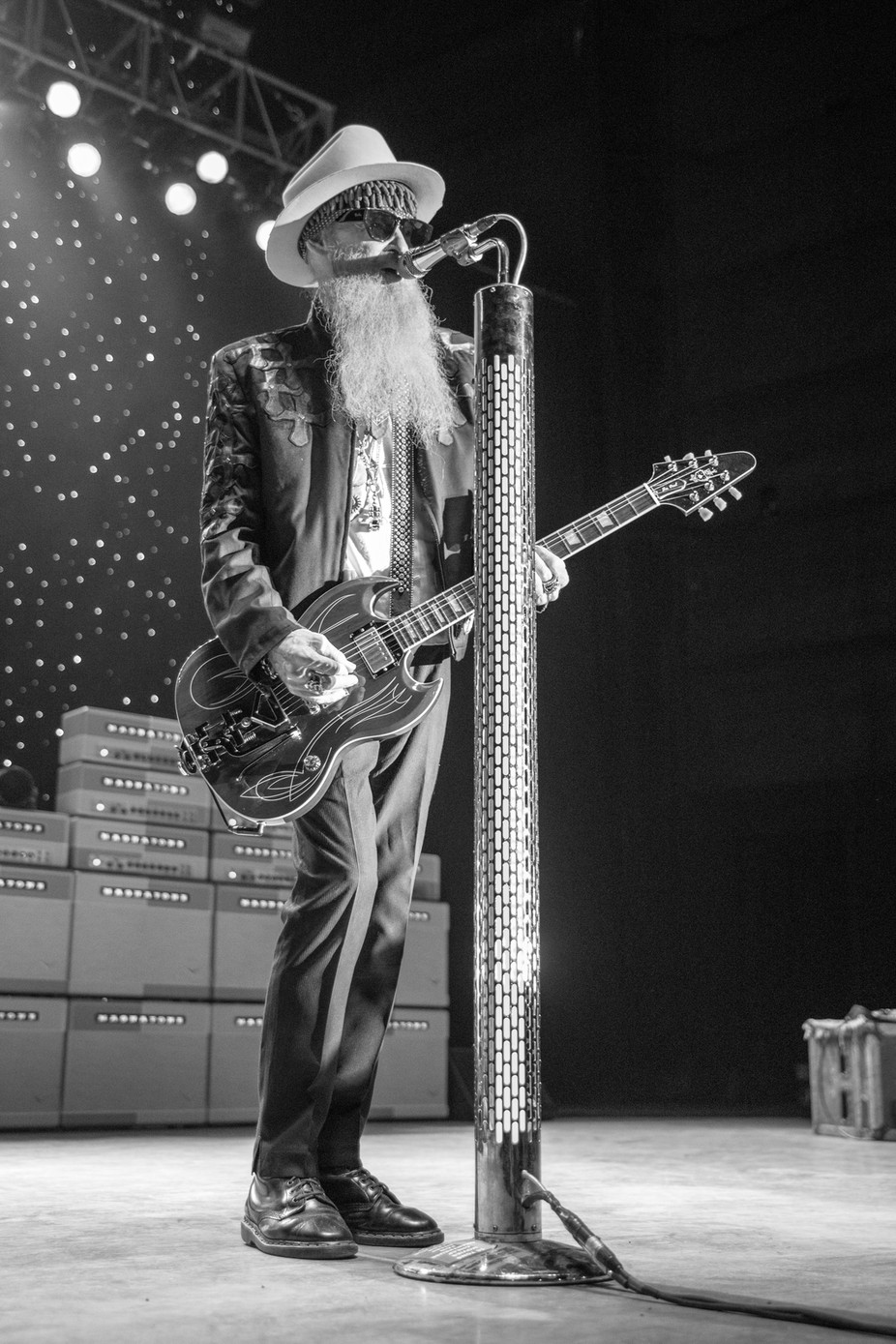 ZZ Top by Kmassie01 - Music And Concerts Photo Contest