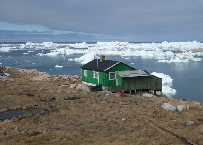 Greenland, Ilulissat by lyndellanne - Isolated Cabins Photo Contest