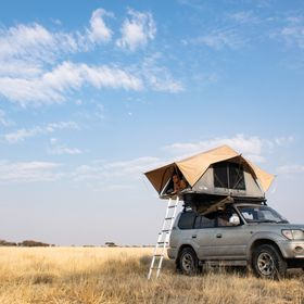 This was our car during our last trip through southern Africa. We bought and equipped her ourselves. The freedom you have while travelling with y...