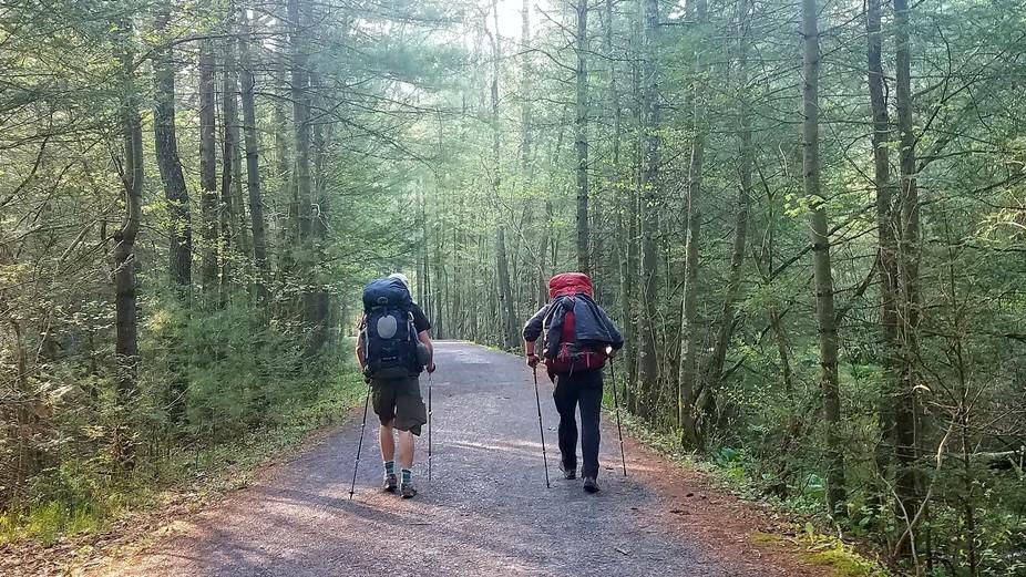 Hiking The AT