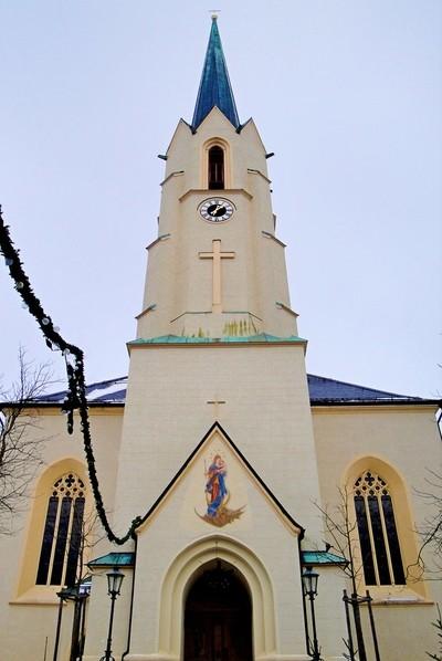 Maria Himmelfahrt Partenkirchens