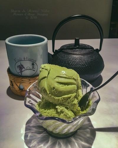 2018.01.05_WM_D_PsRT_Ginger Green Tea with Green Tea Ice Cream at Fuji Hana_IMG_5191