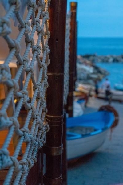 Riomaggiore in the evening