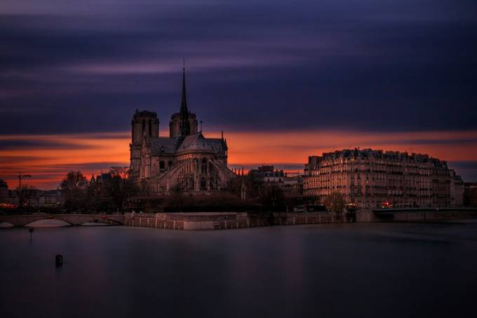 Uniquely Parisian !  by sumantabhandary - Paris Photo Contest