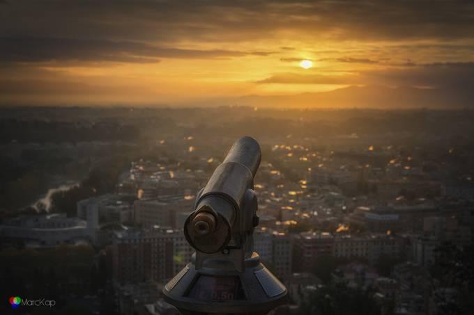 Zodiaco by marcocapulli - City Sunsets Photo Contest
