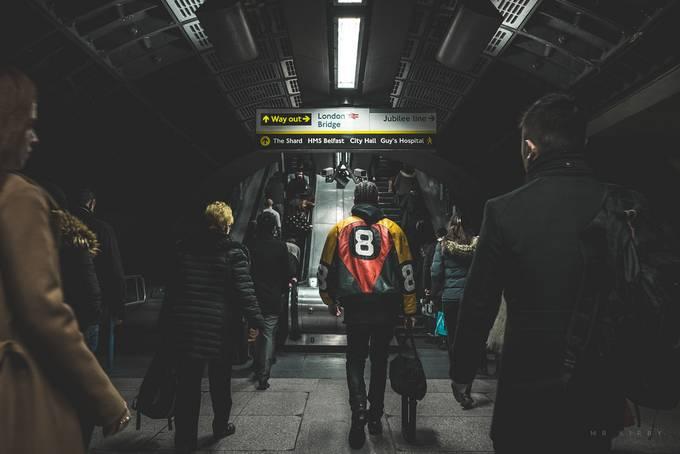 Underworld 003 by mrkirby - Public Transport Hubs Photo Contest