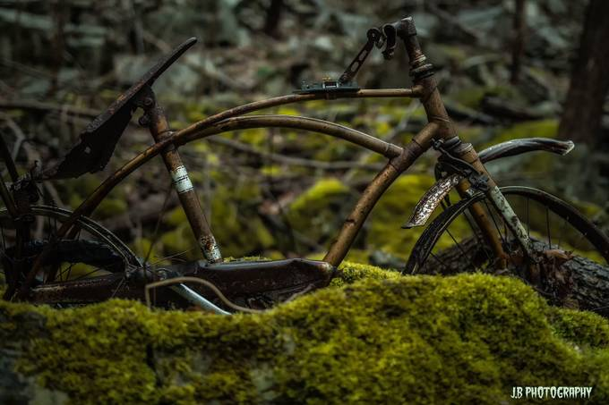 bike by jasonbolduc - Low Vantage Points Photo Contest