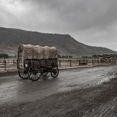 Taken at Hat Creek Ranch