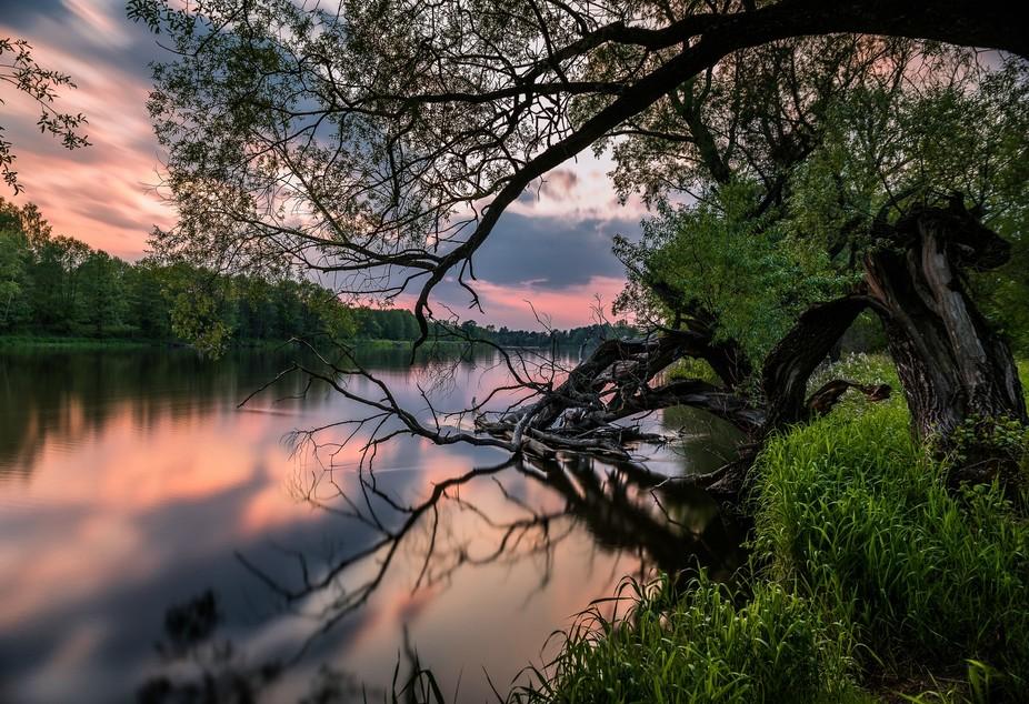 River Bug. Poland.