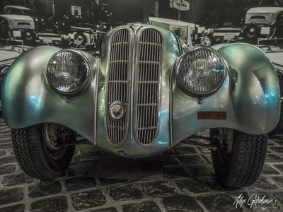 BMW 327 CABRIO